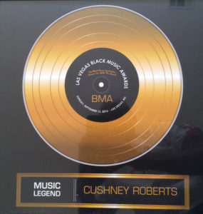 Las Vegas Black Music Association - Music Legend Award